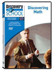 Professional Development for Today's Classroom: Teaching Math 2-Pack DVD