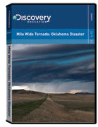 Mile Wide Tornado: Oklahoma Disaster DVD