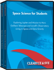 Space Science for Students 6-Pack DVD