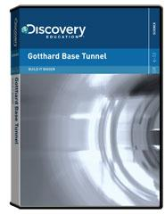 Build it Bigger: Gotthard Base Tunnel DVD