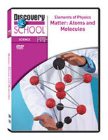 Elements of Physics: Matter: Atoms and Molecules DVD
