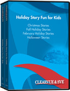 Holiday Story Fun for Kids 8 DVD