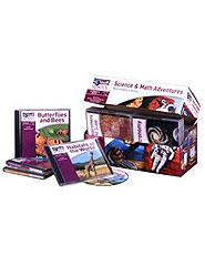 Science  and  Math Collection CD-ROM