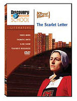 Great Books: The Scarlet Letter DVD