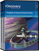 Prophets of Science Fiction 8-Pack DVD