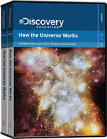 How the Universe Works 8-Pack DVD