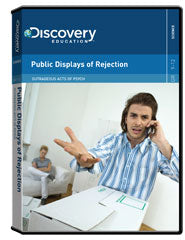 Outrageous Acts of Psych: Public Displays of Rejection DVD