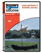 Lewis  and  Clark: A Scientific Journey DVD