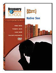 Great Books: Native Son DVD