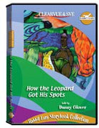 Rabbit Ears Storybook Collection: How the Leopard Got His Spots DVD