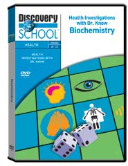 Health Investigations With Dr. Know: Biochemistry DVD