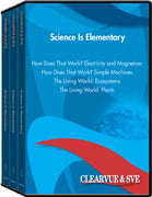 Science Is Elementary 12-Pack DVD