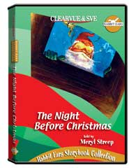 Rabbit Ears Storybook Collection: The Night before Christmas DVD