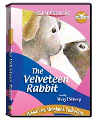 Rabbit Ears Storybook Collection: The Velveteen Rabbit DVD