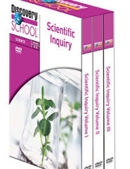 Scientific Inquiry 3-Pack DVD