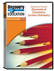 Elements of Chemistry: Carbon Chemistry DVD