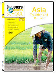 Asia: Tradition and Culture DVD
