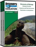 Elements of Biology 6-Pack DVD