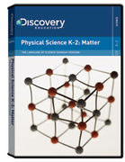 The Language of Science: (Spanish) Physical Science K-2: Matter DVD
