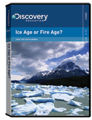 How the Earth Works: Ice Age or Fire Age? DVD