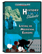 History Alive for Students: Living in Medieval Europe DVD