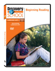 Beginning Reading DVD