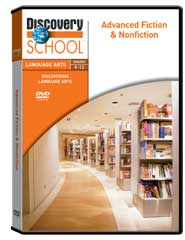 Discovering Language Arts: Advanced Fiction  and  Nonfiction 2-Pack DVD
