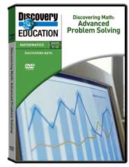 Discovering Math: Advanced Problem Solving 2-Pack DVD