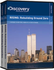 RISING: Rebuilding Ground Zero 6-Pack DVD