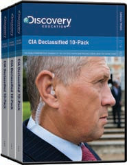 CIA Declassifed 10-Pack DVD