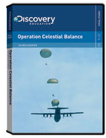 CIA Declassified:  Operation Celestial Balance DVD