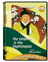 Rabbit Ears Storybook Collection: The Emperor and the Nightingale DVD