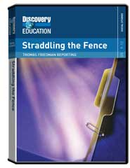 Thomas Friedman Reporting - Straddling the Fence DVD