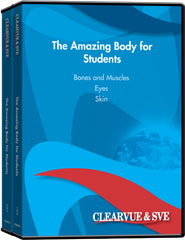 The Amazing Body for Students 5-Pack DVD