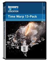 Time Warp 13-Pack DVD