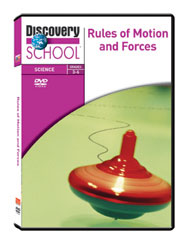 Rules of Motion and Forces DVD