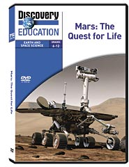 Mars: The Quest for Life DVD