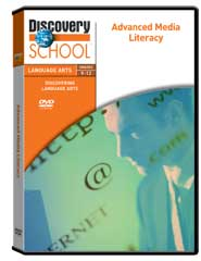 Discovering Language Arts: Advanced Media Literacy 2-Pack DVD