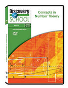 Concepts in Number Theory DVD