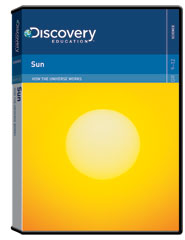 How the Universe Works:  Sun DVD