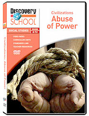 Civilizations: Abuse of Power DVD