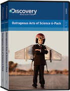 Outrageous Acts of Science 6-Pack DVD
