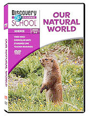 Our Natural World DVD