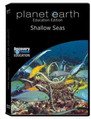 PLANET EARTH: Shallow Seas DVD