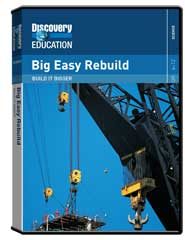 Build It Bigger: Big Easy Rebuild DVD