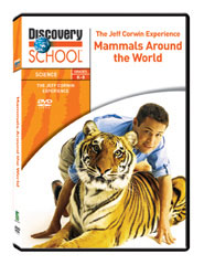 Jeff Corwin Experience: Mammals Around the World DVD