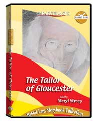 Rabbit Ears Storybook Collection: The Tailor of Gloucester DVD