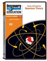 Icons of Science: Quantum Theory DVD
