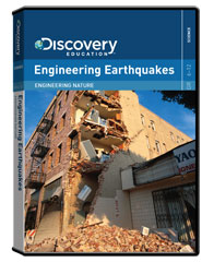 Engineering Nature: Engineering Earthquakes DVD