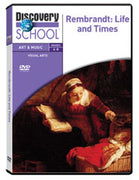 Visual Arts: Rembrandt: Life and Times DVD